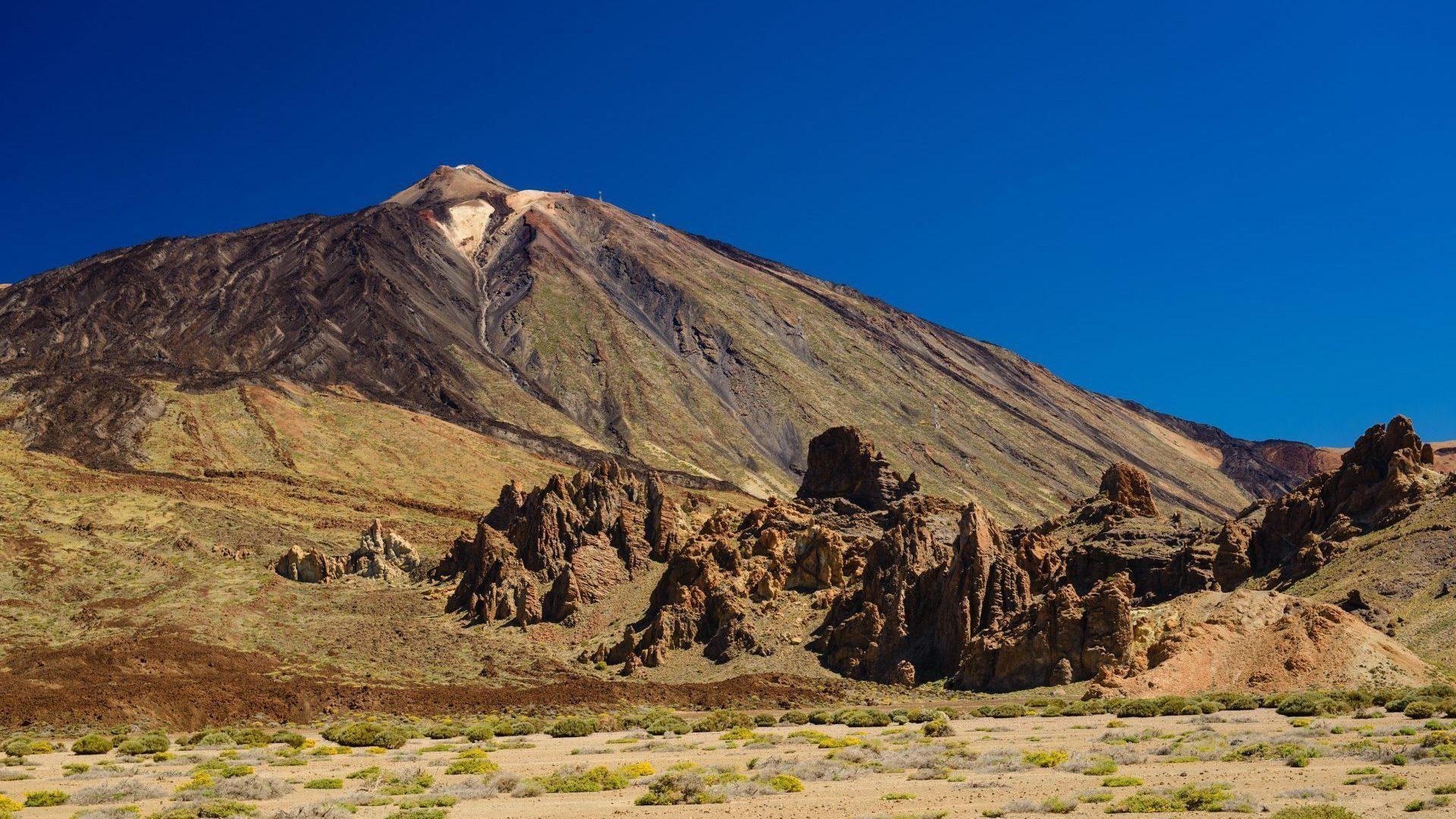 Tenerife: el Gran Volcán del Atlántico